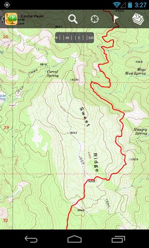 Gaia GPS (Topo Maps) BETA - app store revenue, download estimates, usage  estimates and SDK data | Apptopia