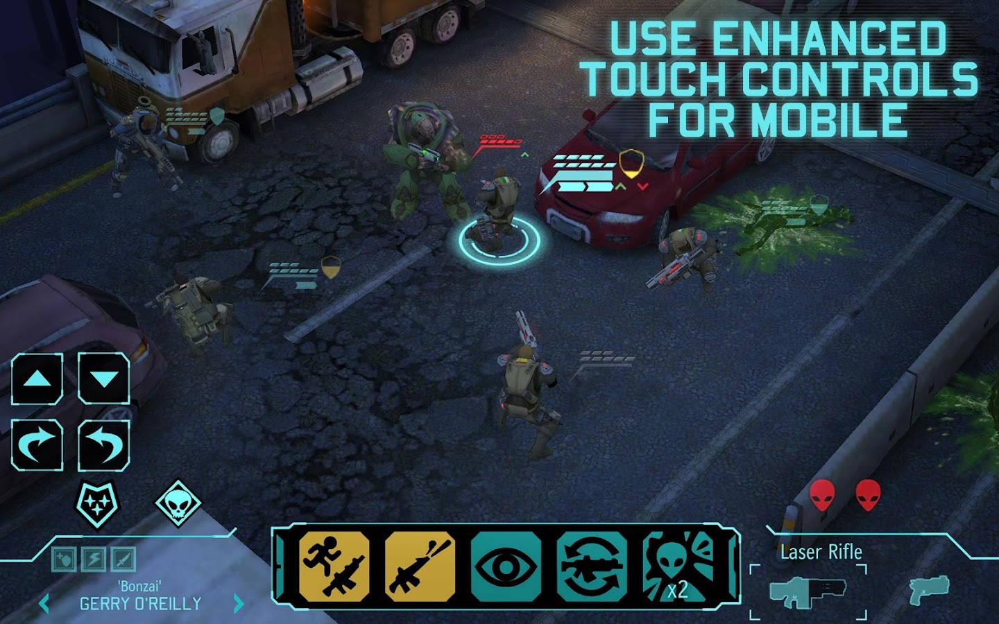 XCOM ®: Enemy Unknown - Screenshot
