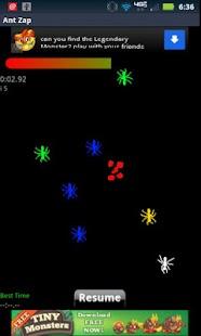 Ant Zap HD - screenshot thumbnail
