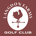 Langdon Farms Tee Times logo