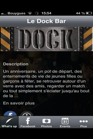 Dock Bar Paris