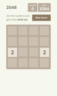 A 2048 PUZZLE- screenshot thumbnail