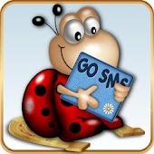 GOSMS/POPUP Theme Ladybug