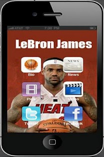 LeBron James - screenshot thumbnail