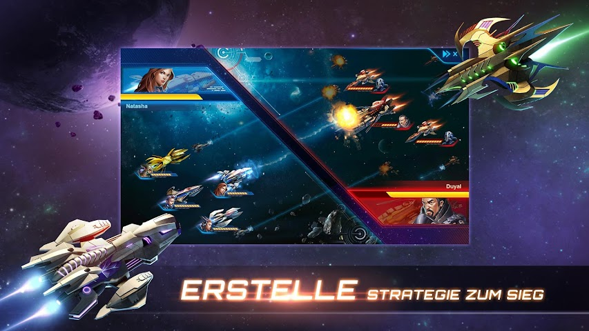 android Galaxy Legend Screenshot 13