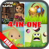 FREE Easter Game Bundle 4 Pack