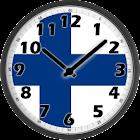 Finland Clock icon