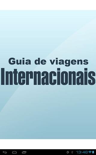 Guia de Viagens Internacionais