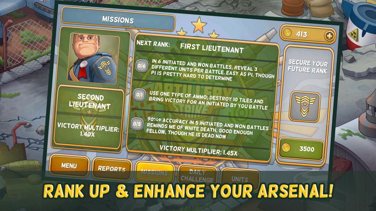 Artillery Strike- screenshot
