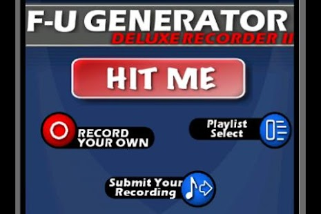 FU Generator- screenshot thumbnail