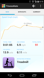 Wearable Fitness Tracker - screenshot thumbnail