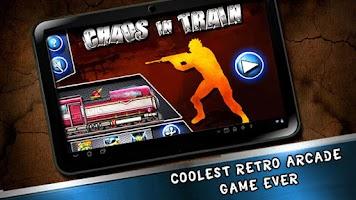 Screenshot of Chaos in Train HD