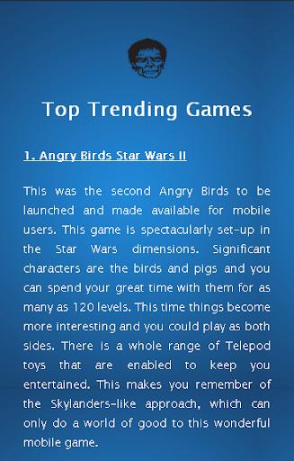 热门手机游戏:最佳评论