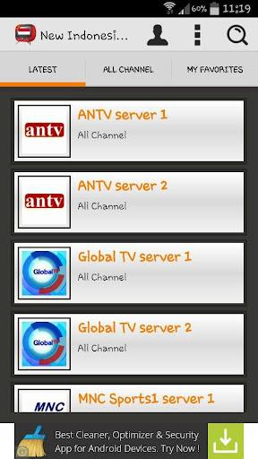 New Indonesia TV