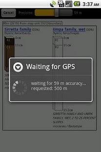 SoilWeb- screenshot thumbnail