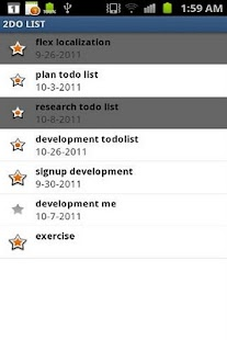 TODO LIST - screenshot thumbnail
