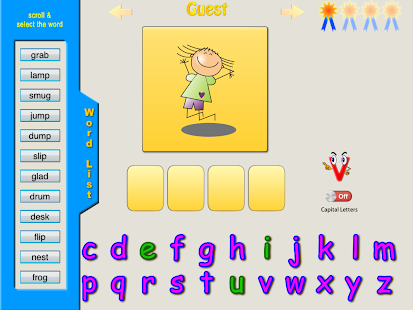 ABC Phonics Spelling Free- screenshot thumbnail