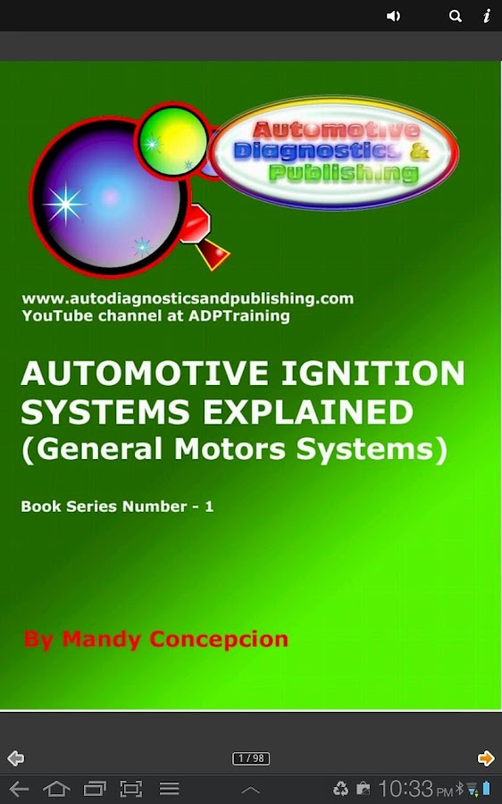 Automotive Ignition Systems GM - screenshot