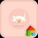 healing cat dodol theme icon