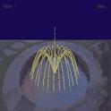 Programmable water fountain