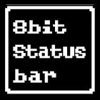 8bit StatusBar icon