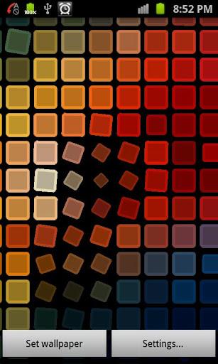 Active Square Free Wallpaper