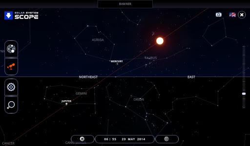 Solar System Scope v2.1.0