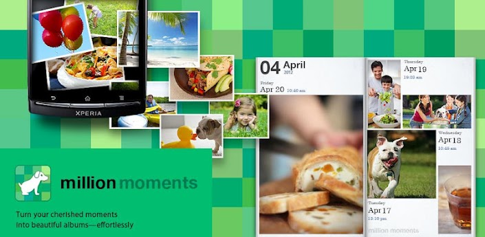 million moments -photo viewer