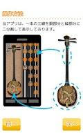 Screenshot of Simple Okinawa Sanshin Player