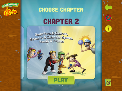 Learn English with El Chavo. - screenshot thumbnail