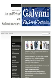 Bäckereimaschinen - screenshot thumbnail