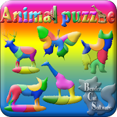 Animal Puzzle for Kids
