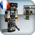 Guerre De Clans Craft 3D icon