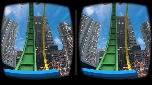 VR Roller Coaster 2.0.7 screenshots 11