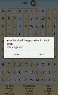 Word Search - Best Word Game- screenshot thumbnail