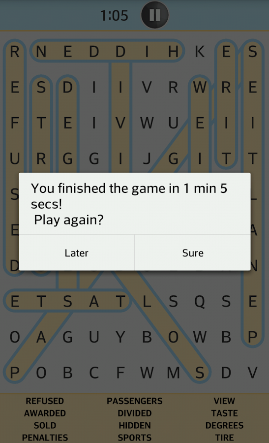Word Search - Best Word Game - screenshot