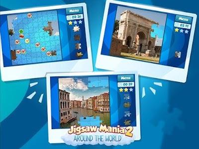 Jigsaw Mania 2 v1.05