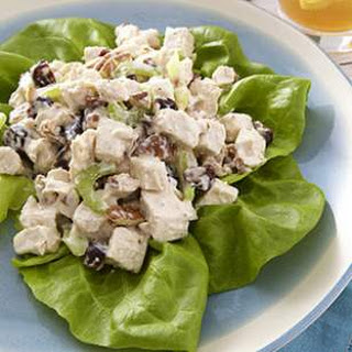 Chicken Salad with Pecans & Dried Cherries