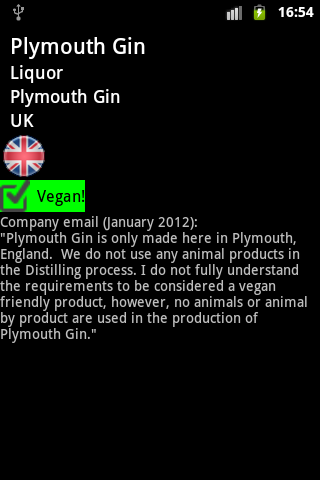 VegeTipple Free- screenshot