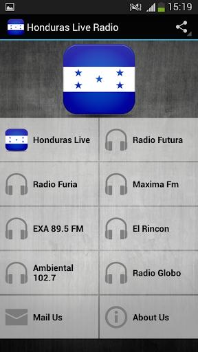 Honduras Live Radio