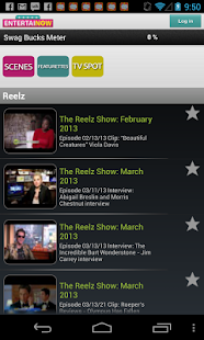 EntertaiNOW TV Mobile - screenshot thumbnail