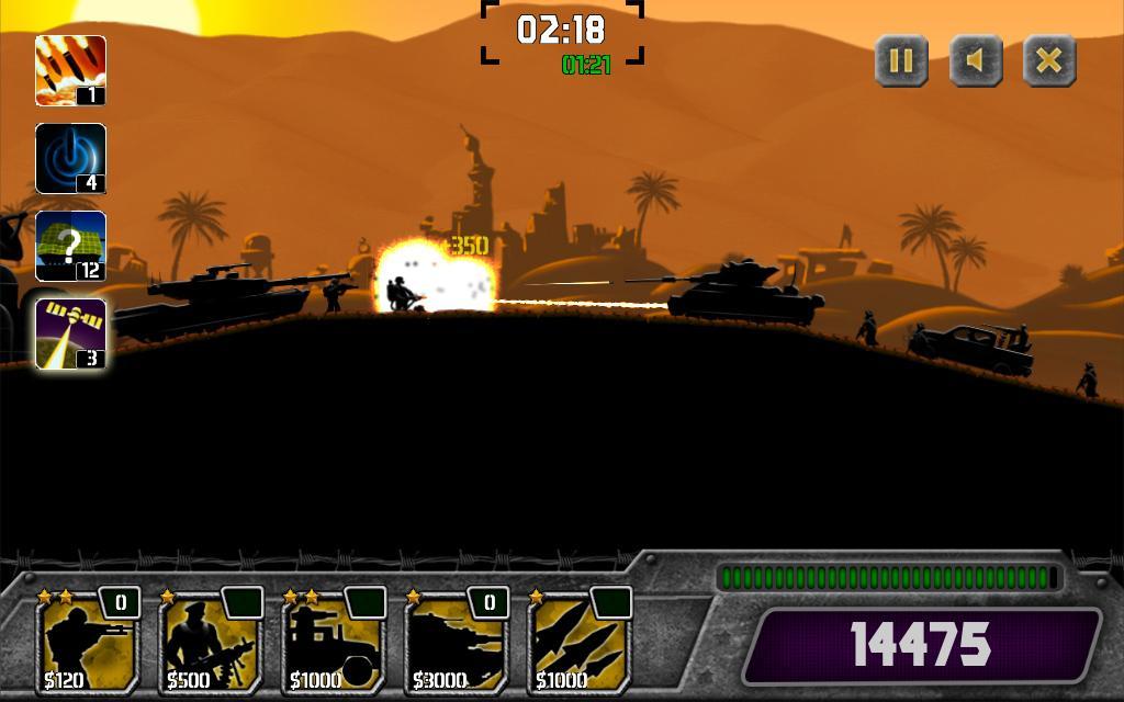 Dawn Wars - screenshot