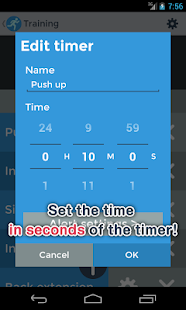 Routine Timer - Sequence Timer- screenshot thumbnail