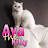 Ava the Kitty logo