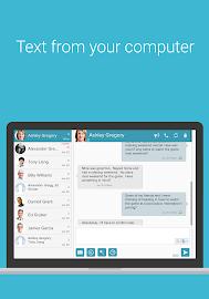 MightyText SMS Text Messaging Screenshot 2