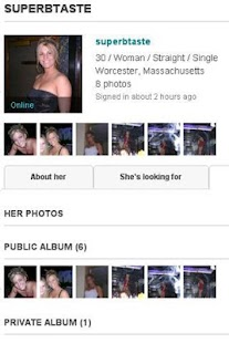 Video Chat Interactive Dating - screenshot thumbnail