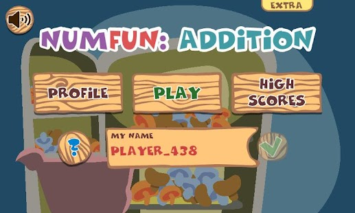 NumFun - Addition - screenshot thumbnail