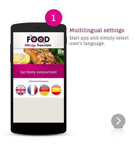Food Allergy Translate