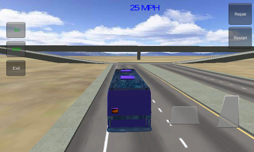 城市公交車司機3D