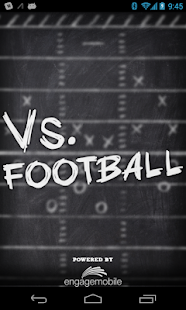 Vs. Football- screenshot thumbnail